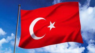 トルコリラの国旗