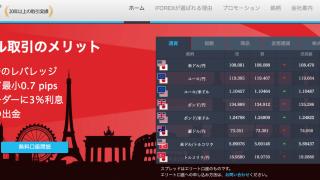 海外FX業者iFOREX