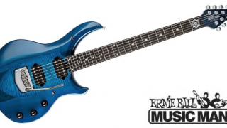 MUSICMAN ( ミュージックマン ) / Majesty Blue Honu Ebony