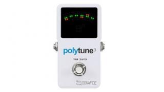 TC ELECTRONIC ( ティーシーエレクトロニック ) / Polytune 3 ポリフォニック チューナー